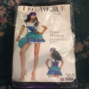 Leg Avenue Gypsy Princess fortune teller costume